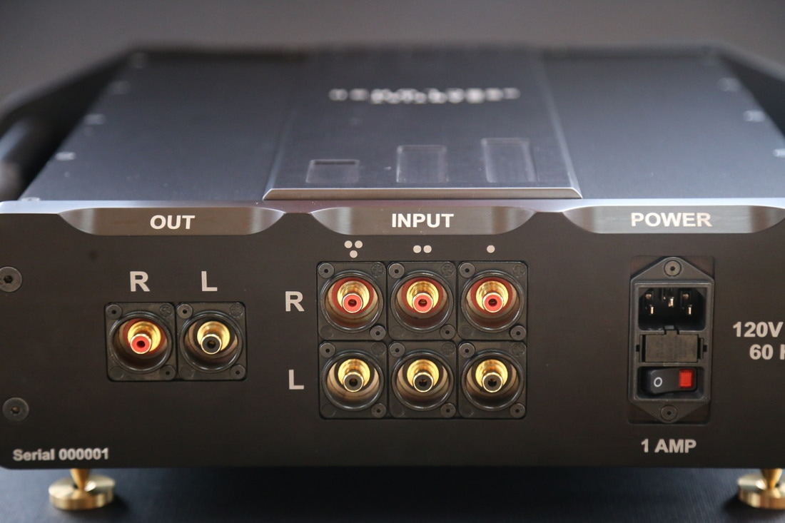 Preamplifier Artistcloner Audio 1 This Does One Thing And Excels At It Uncluttered Path With Minimal Parts Count No Feedback J Fet Transistors